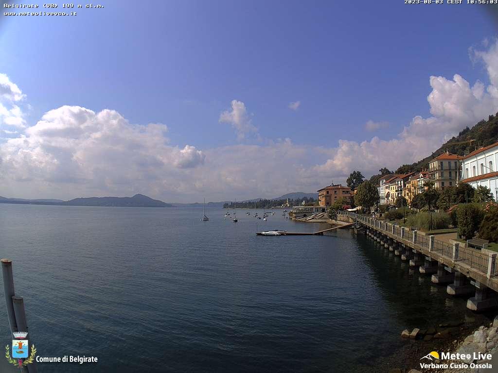 Belgirate - Lago Maggiore - Vista Sud