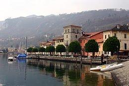 Webcam Pella Orta San Giulio