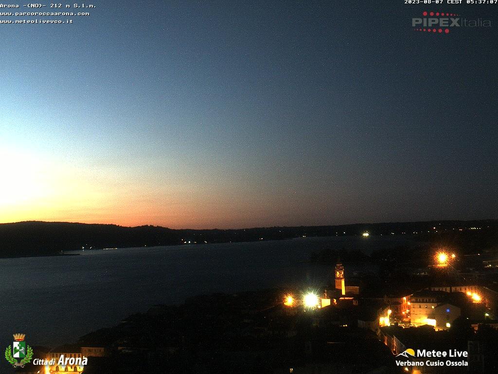 Webcam Arona