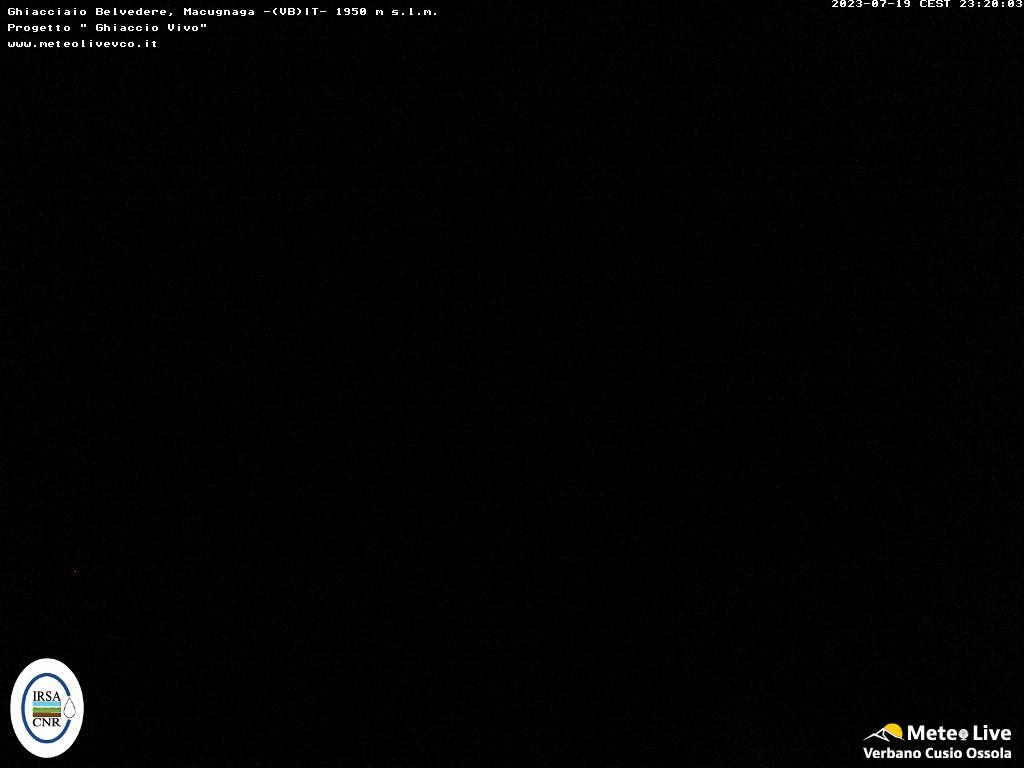 Monte Rosa, Ghiacciaio Belvedere Macugnaga.