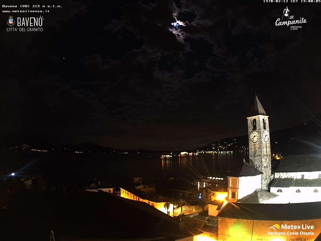 webcam Baveno