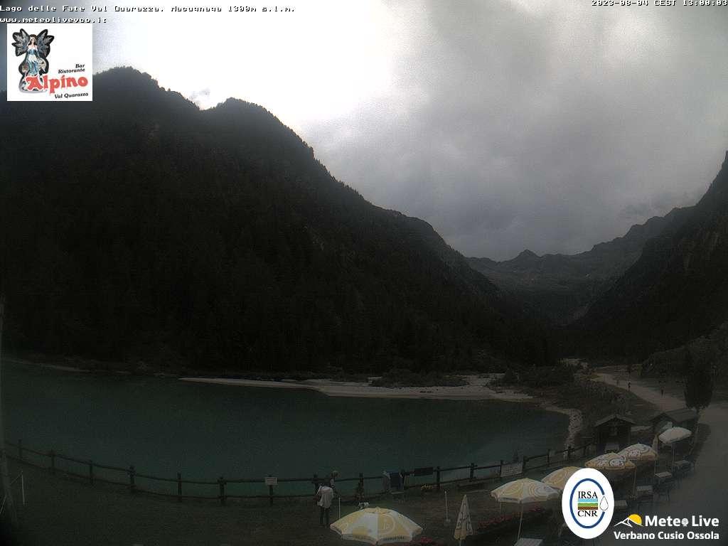 Webcam Macugnaga Lago delle Fate