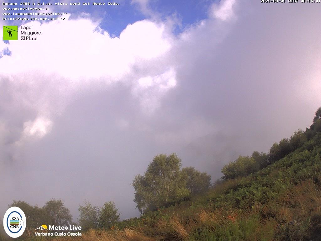 Webcam Lago Maggiore Zipline