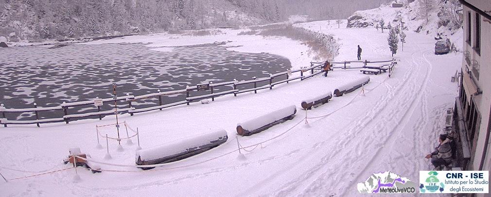 glaciazione al lago delle fate