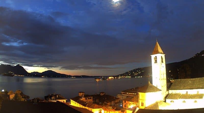 PROGETTI, nuove webcam a Baveno con il patrocinio del Comune. Video.