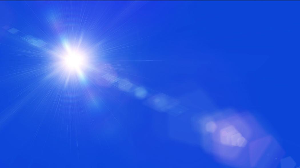 METEO, finalmente bel tempo e sole, ma le temperature sotto la media, ecco da quando.